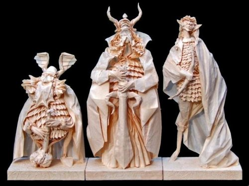 Lord of the Rings Origami